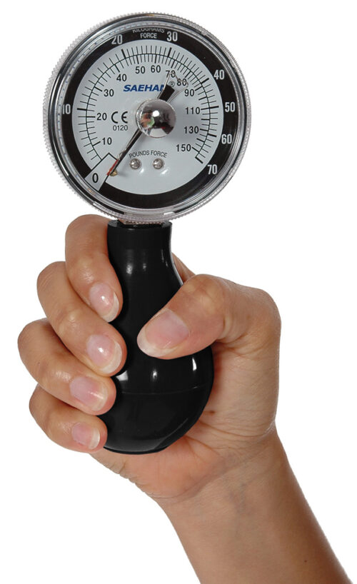 Δυναμόμετρο Πουάρ Χειρός AC-3335