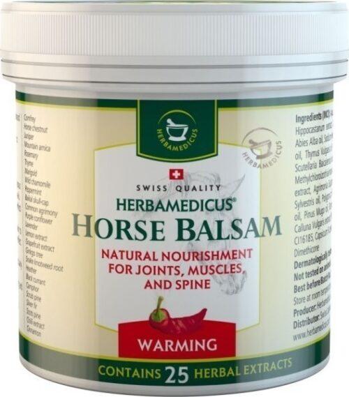 Κρέμα Horse Balsam Warming