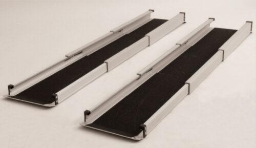 Ράμπες Αμαξιδίων Πτυσσόμενες 1.5m AC-454