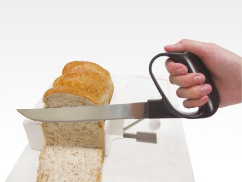 Εργονομικό Μαχαίρι Κουζίνας με Οδοντωτή Λάμα AC-886
