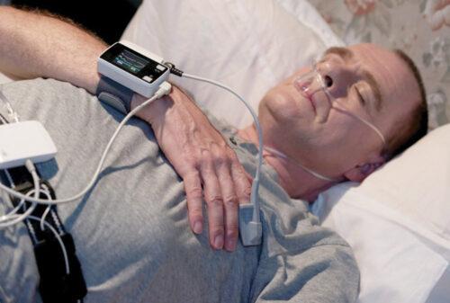 Φορητό Σύστημα Μελέτης Ύπνου POLYWATCH PRO YH-600B