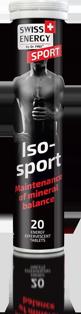 Βιταμίνη SPORT Isosport SWISS ENERGY