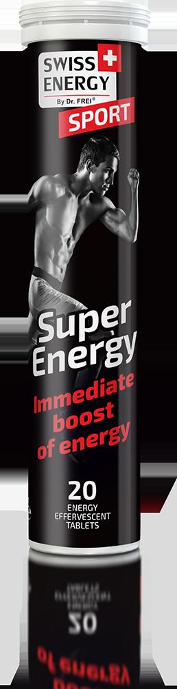 Βιταμίνη SPORT Super Energy SWISS ENERGY