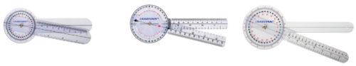 Γωνιόμετρο Πλαστικό AC-3345