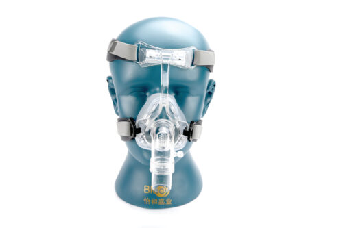 Μάσκα CPAP BMC iVolve Στοματορινική FM