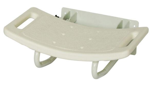 Κάθισμα Μπάνιου Επιτοίχιο Χωρίς Πόδια AC–385Β