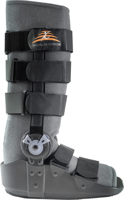 Medical Brace Νάρθηκας Ποδοκνημικής ROM WALKER ΜΒ.6003