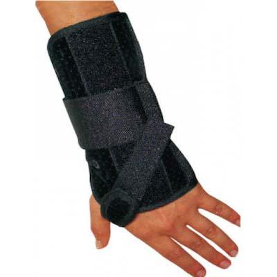 Medical Brace Velvet Wrist 20cm