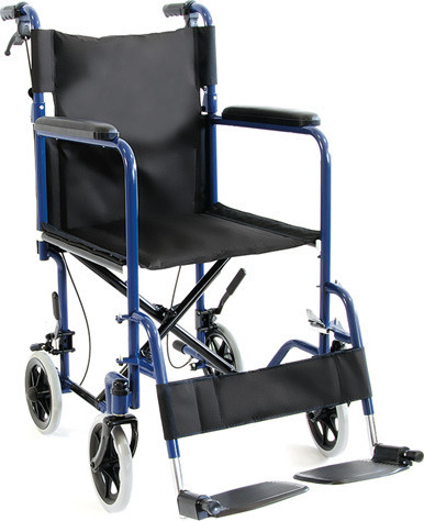 Vita Orthopaedics Αναπηρικό Αμαξίδιο Με Φρένα Συνοδού 09-2-036