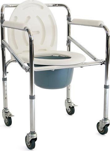 Vita Orthopaedics Καρέκλα Wc Τροχήλατη 09-2-115