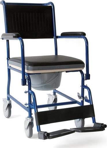 Vita Orthopaedics Καρέκλα Τροχήλατη WC Κάλυμμα 09-2-117