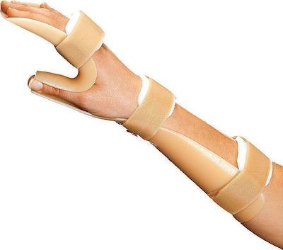 Vita Orthopaedics Plastic Forearm-wrist Splint With Thumb 03-2-105