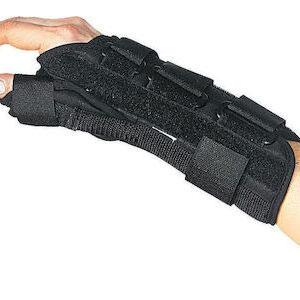 Vita Orthopaedics Wrist And Thumb Hard Splint 03-2-129