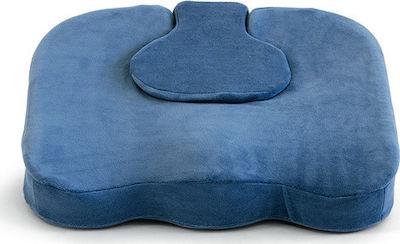 Vita Orthopaedics Μαξιλάρι Κόκκυγα με Αφαιρούμενο Post Μπλε 08-2-023