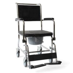 Ενοικίαση αναπηρικού αμαξιδίου εσωτερικού χώρου με WC