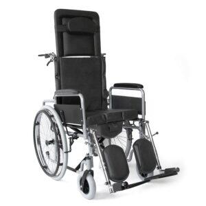 Ενοικίαση αναπηρικού αμαξιδίου με ανακλιομενή πλάτη